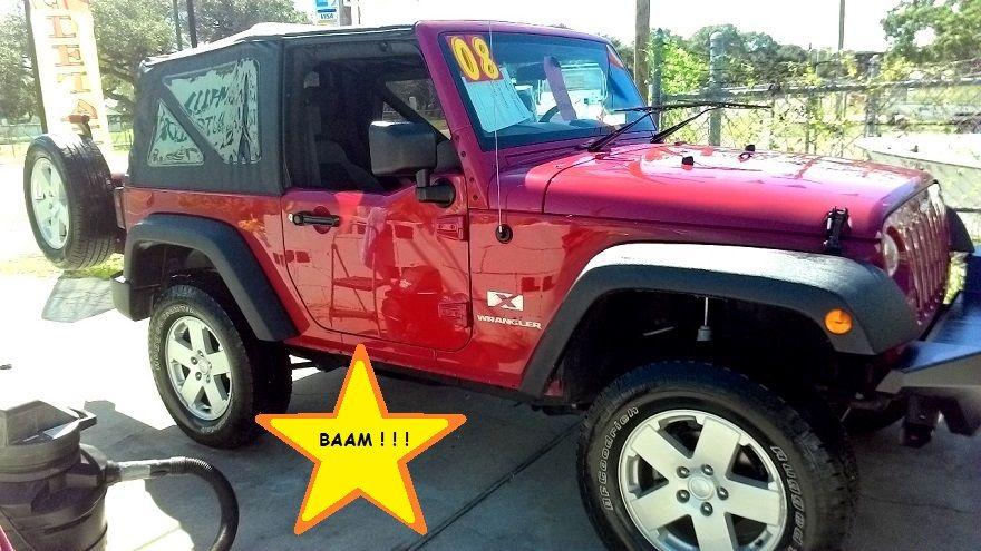 Awesome Jeep!
